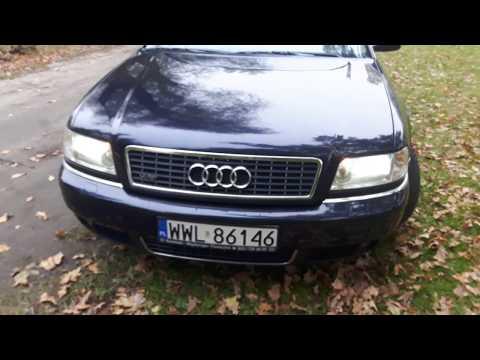 Audi A8 W12 6.0 420HP 2001 - YouTube