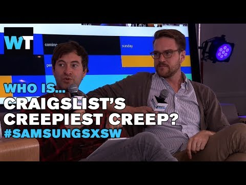 Mark Duplass and Patrick Brice Play Craigslist's Creepiest Creep  SamsungSXSW