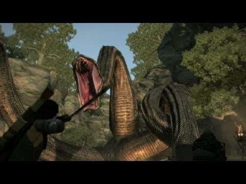 Dragon's Dogma - Captivate 2011: Hydra Battle Gameplay Trailer (2011) OFFICIAL | HD