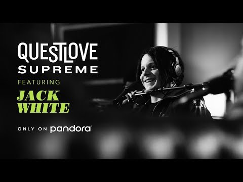 Jack White on Technology | Questlove Supreme on Pandora Mp3