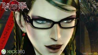 Bayonetta - Xbox 360 / Ps3 Gameplay (2010)
