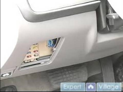 Car Maintenance and Repair Tips : Where Is the Fuse Box Inside the Car?  YouTube