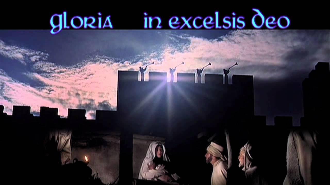 Angels We Have Heard On High (Gloria In Excelsis Deo) christmas ...