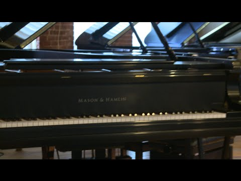 Made in Haverhill: Mason and Hamlin Piano Company Tour