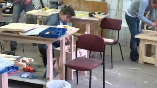 Столярная Школа в центре Москвы!(, 2015-05-25T15:49:40.000Z)