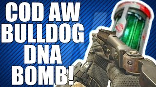 Advanced Warfare: Bulldog Shotgun Dna Bomb On Bio Lab! (dna Saturday)