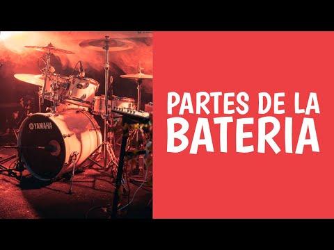 1. Partes de la Batería: Sonidos, Materiales y Tamaños (Curso de Batería)