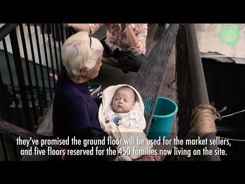 Phnom Penh's Postmodern Slum: The White Building | Coconuts TV