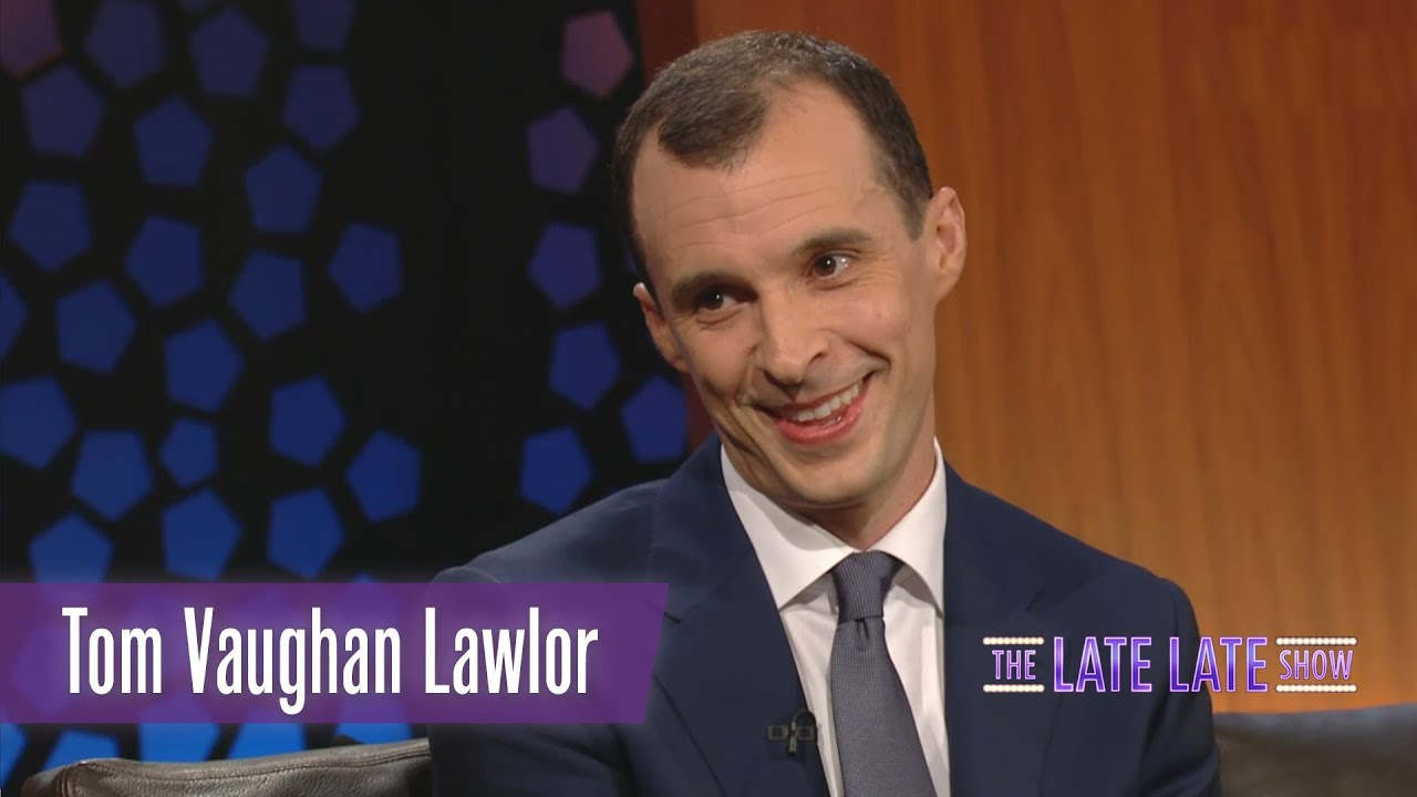 Download Tom Vaughan Lawlor reveals Love/Hate Series 5 return date   The Late Late Show