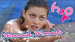 Lewis Finds Out Cleo is a mermaid | Mermaid Moments | H2O - Just Add Water