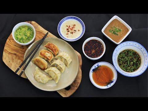 6 Dumpling Dipping Sauces