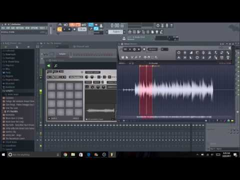 FPC in FL Studio - How to use it for sample chops and drum samples