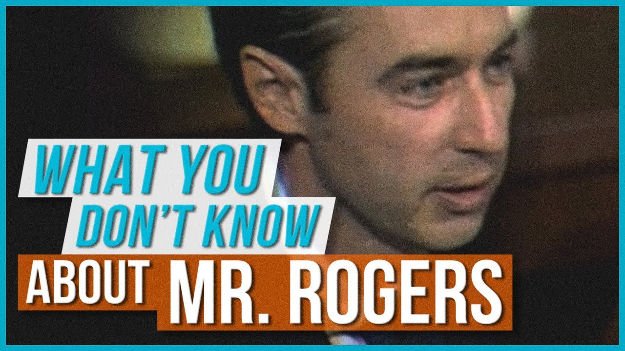 What You Don't Know About Mr. Rogers