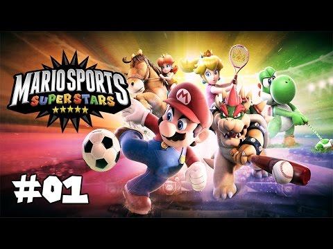 Mario Sports Superstars (3DS)   #01   Proviamo il Calcio!   Gameplay Ita