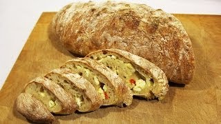 🥕 Luftiges Brot griechische Art