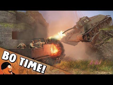 """War Thunder - T-34 (1941) """"Spetsnaz Tank!"""""""