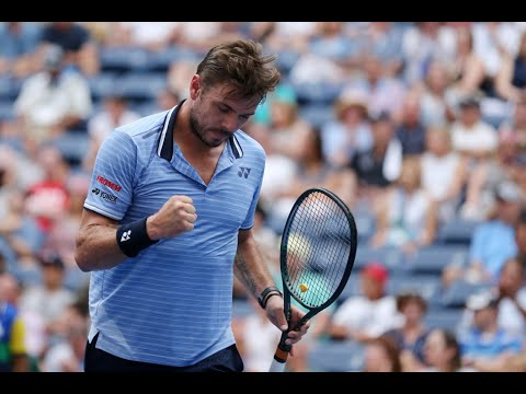 Stan Wawrinka vs. Paolo Lorenzi | US Open 2019 R3 Highlights
