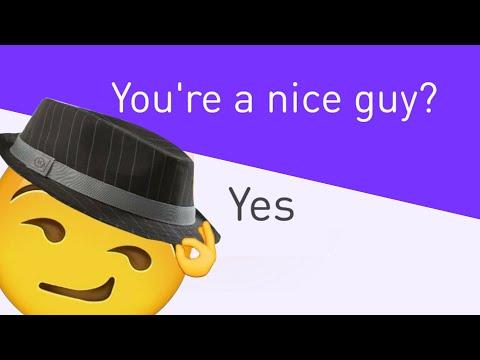Talking To NiceGuys On Whisper
