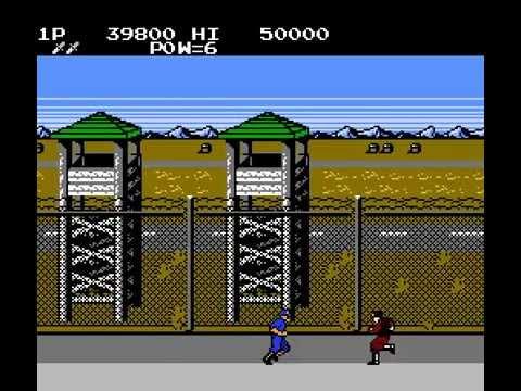 NES Longplay [382] Green Beret