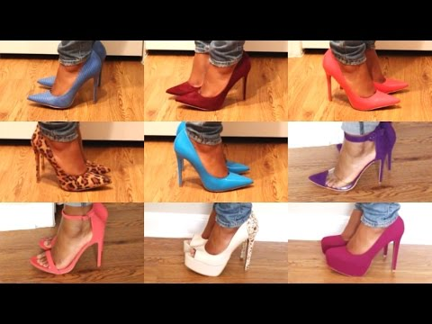 Massive Shoe Collection (For Shoe Addicts) Part 2