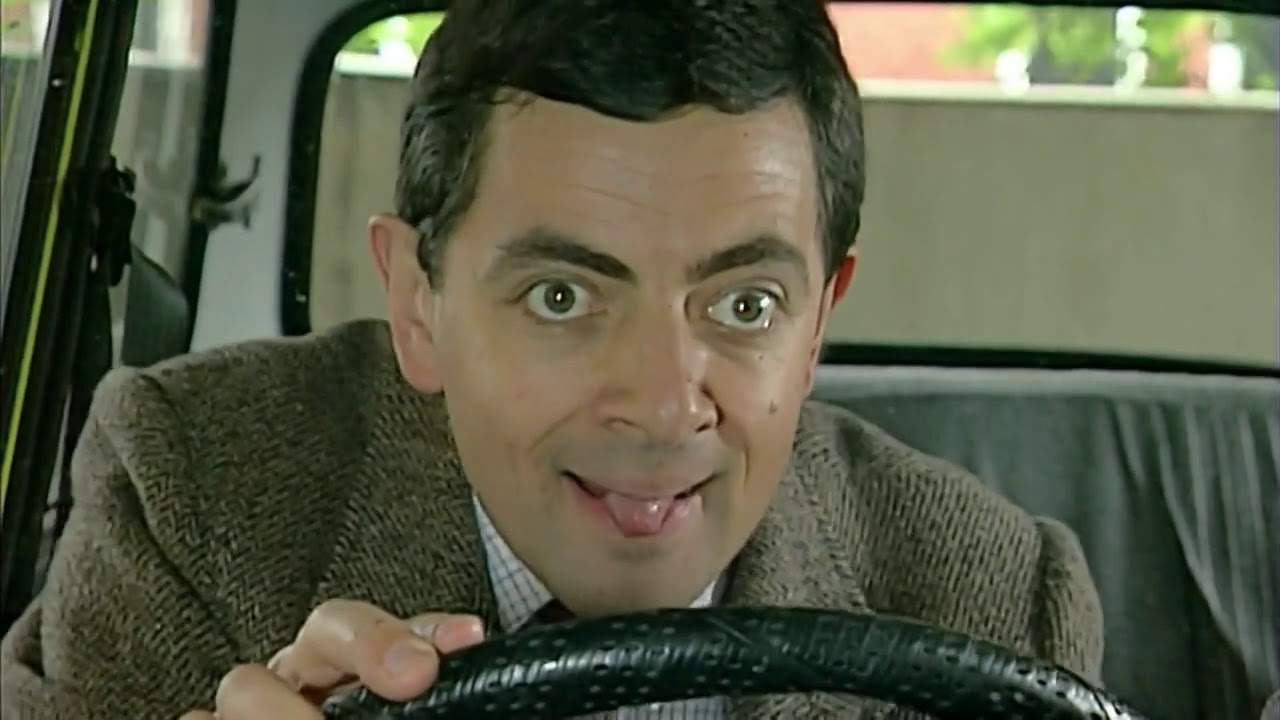 Driving With Mr Bean! | Full Episodes | Classic Mr Bean