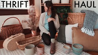 Gambar cover massive home decor thrift haul | my pinterest dreams on a budget