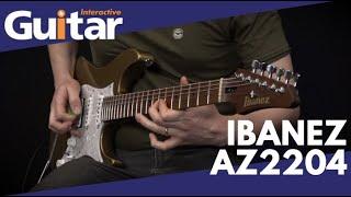 Ibanez AZ2204 | Review