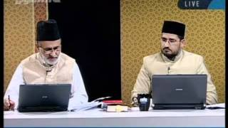 Did the Holy Prophet state that a Maseel-e-Masih will come-persented by khalid Qadiani.flv