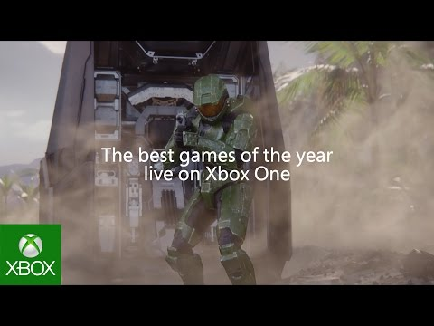 The Best Games of the Year.