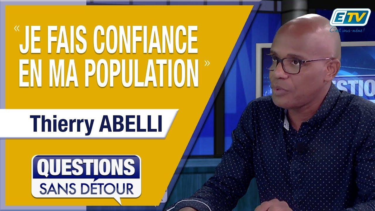 Questions Sans Détour avec Thierry ABELLI