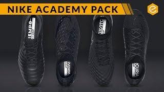Nuevas Nike Academy Pack 2017