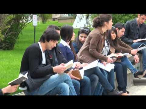 World Book Day 2011 Azerbaijan