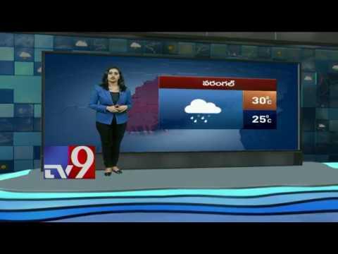 Weather Report || 10 -07- 2018 -TV9