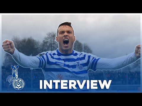 Über Sabine, Thomas und Ingo(lstadt) | Interview Petar Sliskovic | #MSV - ZebraTV | 11.02.2020