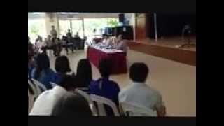 Sengkang West Columbarium Saga - (Part 01) Dialogue Session With MP of Sengkang West SMC