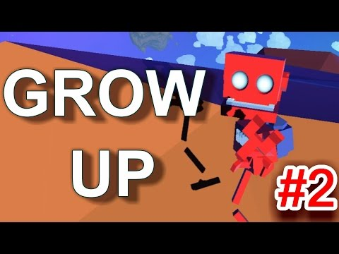STARPLANT TRANSPORTATION! - Grow Up #2 (Steam Game)