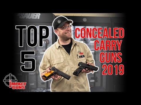 Top 5 Selling Concealed Carry Guns of 2019 Mp3