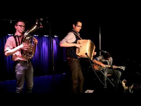 Trio Alpina Ruhr - Werk 4 - live im Akkordeon Cafe Dortmund am 03.11.2014