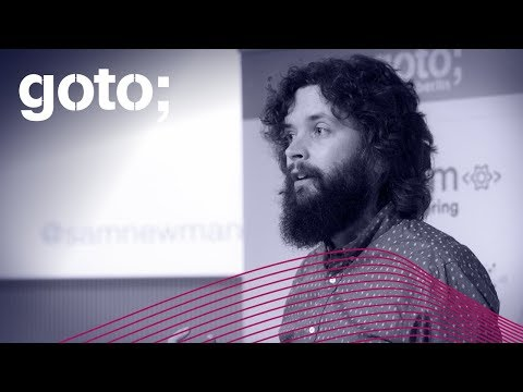 GOTO 2017 • Confusion In The Land Of The Serverless • Sam Newman