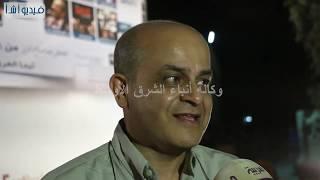 """بالفيديو """"باسم دوريش""""  شرف كبير بافتتاحنا مهرجان القلعة"""