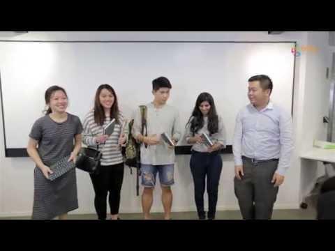Raffles Singapore: October Orientation 2015
