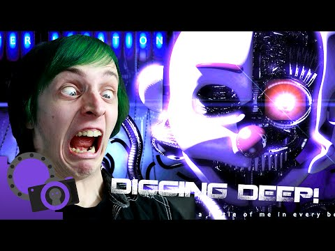 Слушать песню DAgames - Пять ночей в Фредди 4 песни (перерыв мой взгляд) лирическое видео - DAGames