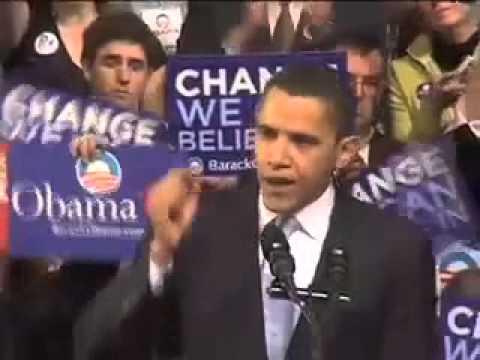 Obama say: