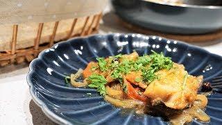🐟 Жареная рыба с помидорами 🍅и луком по-Турецки / BALIKKONDU tarifi