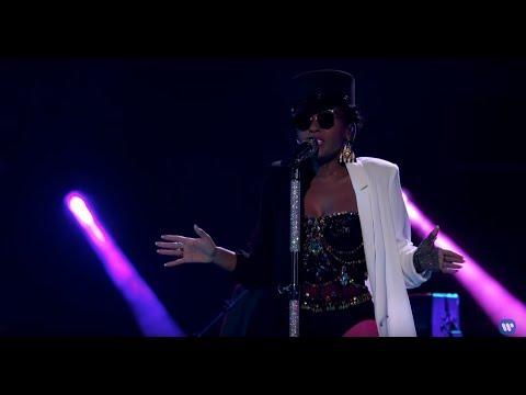 Janelle Monáe - Make Me Feel [The Voice Performance]