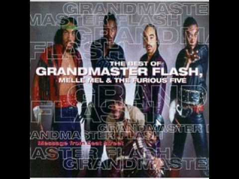 Grandmaster Flash and the Furious Five  The Birthday Party