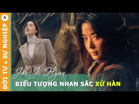 Jun Ji Hyun    Biểu tượng nhan sắc xứ Hàn   Chồng đẹp, con xinh, sở hữu bất động sản 90 triệu đô