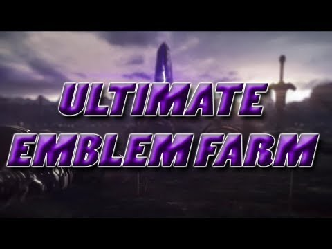 Grim's Ultimate Guide to Emblem Farming!