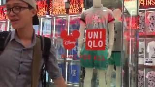 Disney Dust #31 - Biggest Disney Magic For All Store (Uniqlo Shanghai)
