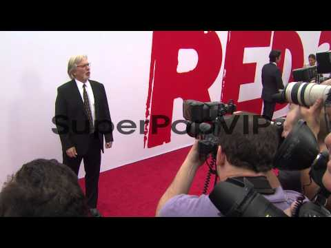 Dean Parisot At Red 2 Los Angeles Premiere On 7/11/2013 I...